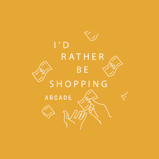 Here you go, Shopaholic!