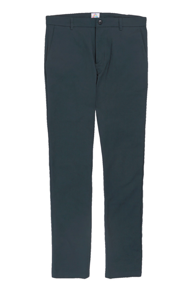 PARKER SLIM-FIT CHINOS IN NAVY