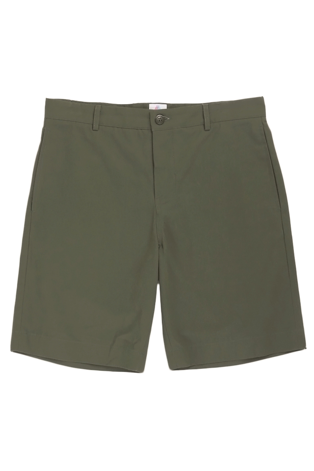 CHINO SHORTS IN OLIVE