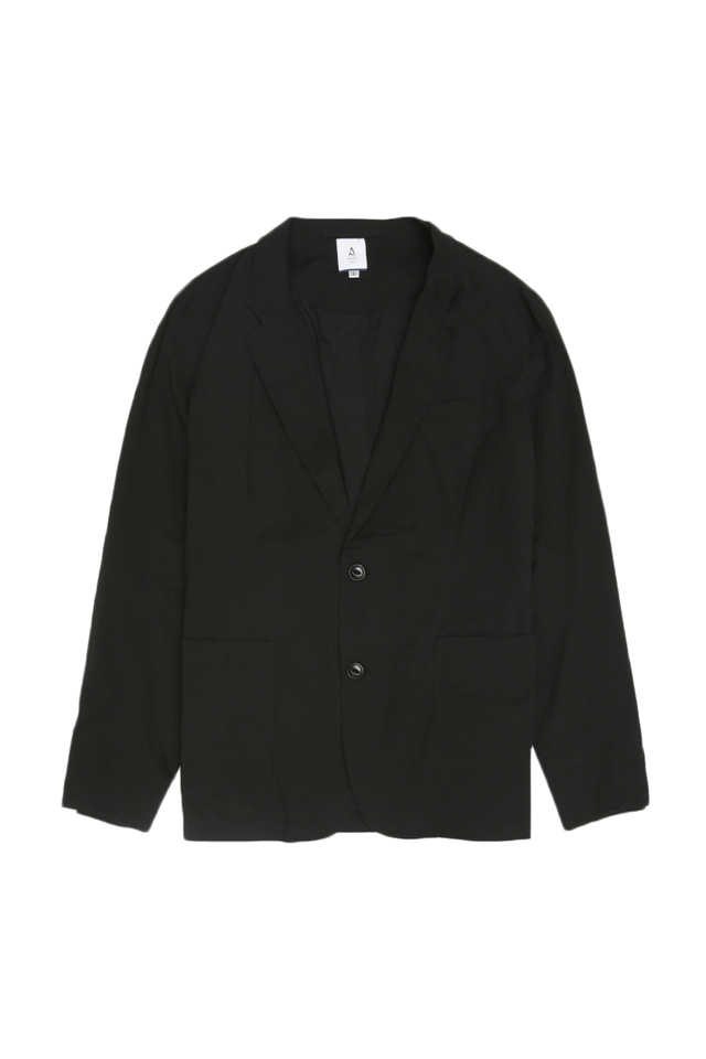 LIGHTWEIGHT SPORTS JACKET IN BLACK