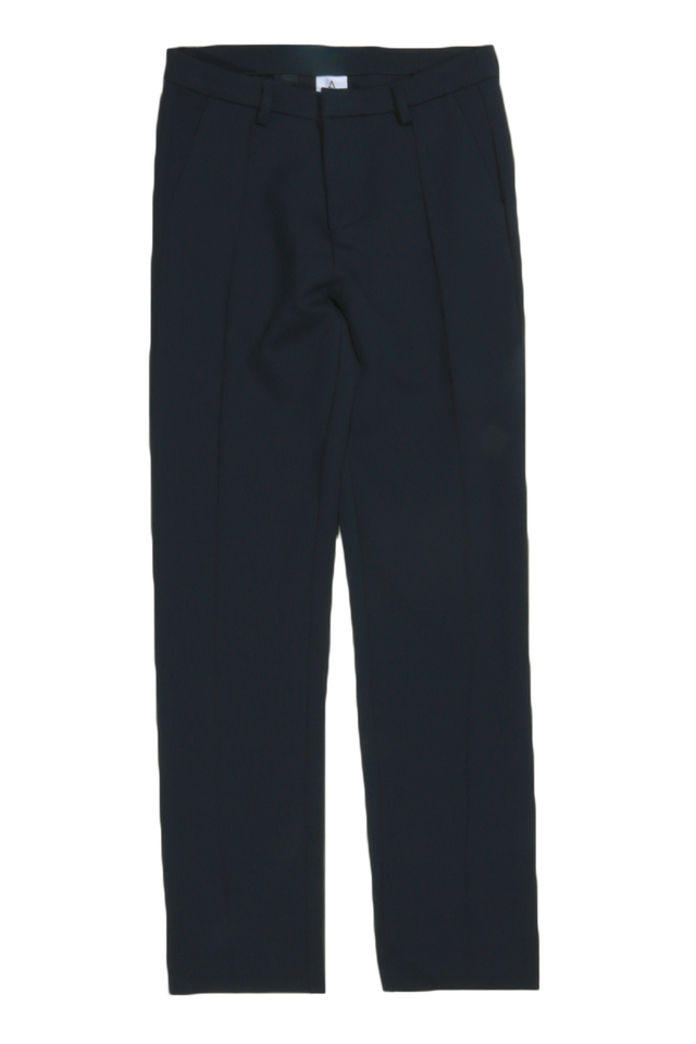 ANDERS CENTRE STITCH TROUSERS IN NAVY