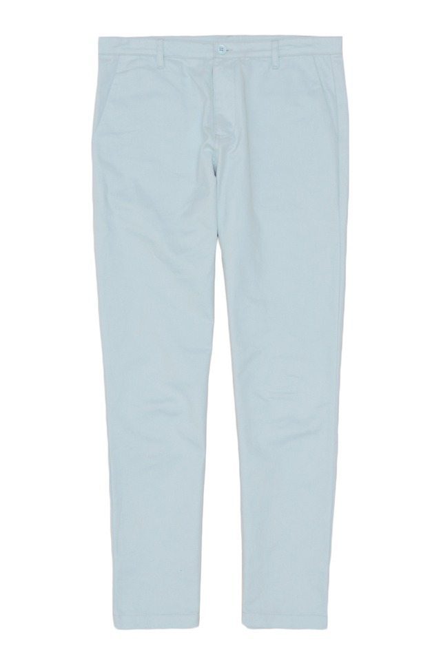 PERRY SLIM-FIT CHINOS IN SKY