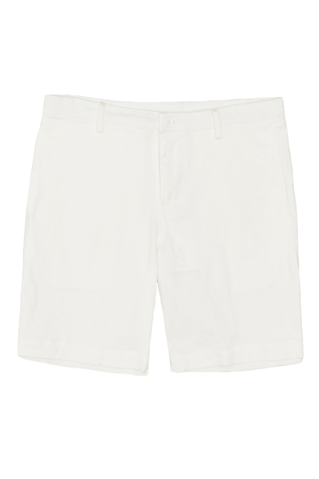 CHARLIE CHINO SHORTS IN WHITE