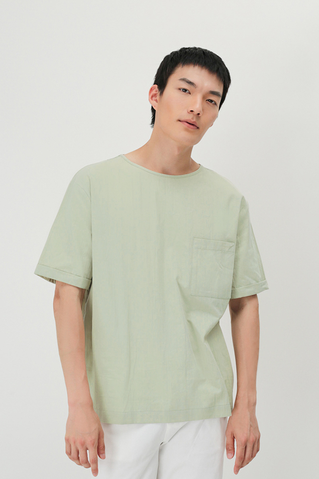 ARI POCKET TOP IN SAGE