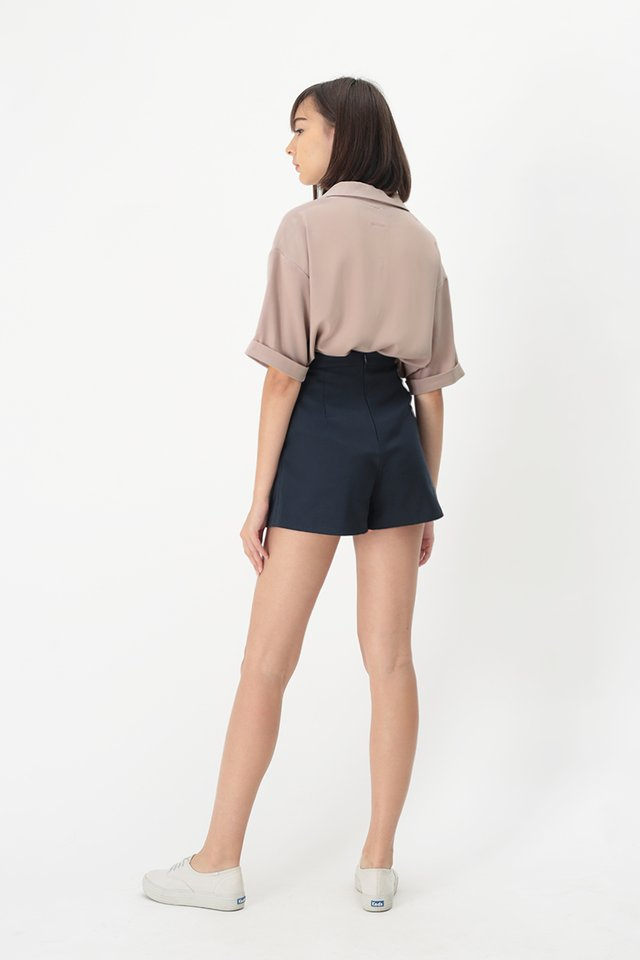 CODY PATCH POCKET SHIRT IN FRENCH PINK