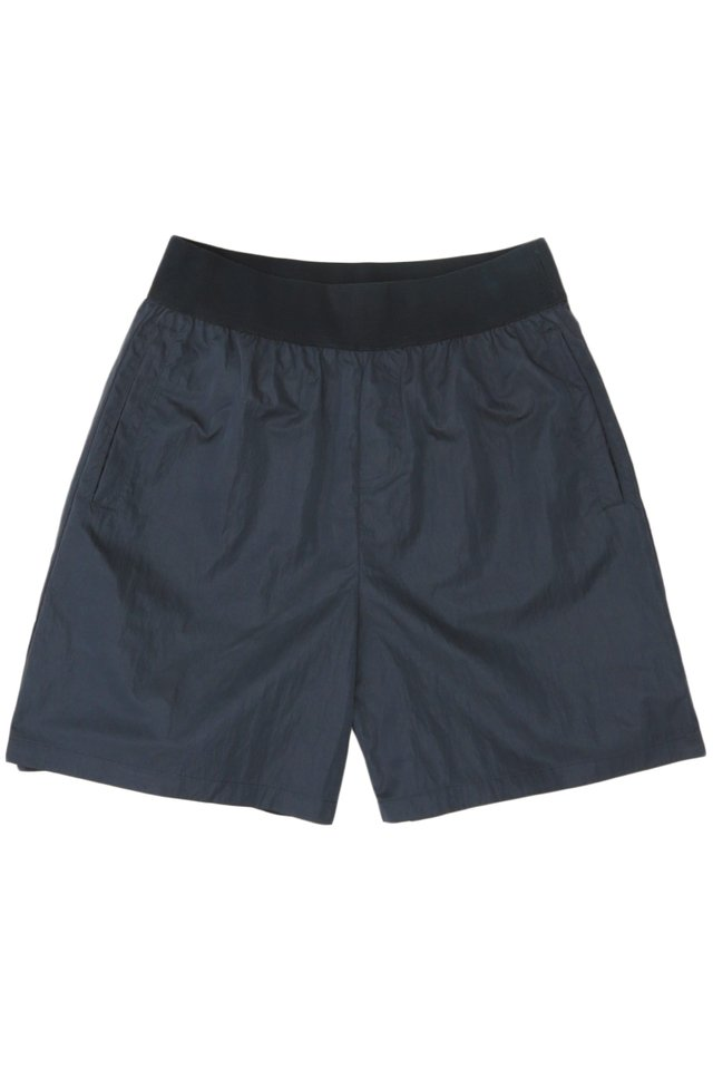 ARCADE x VINCEFURUKAWA NYLON SHORTS IN NAVY