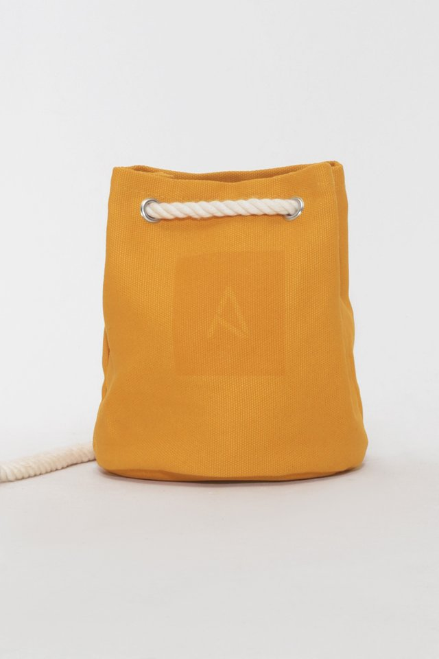 ARCADE CABAS ROPE BAG IN HONEY