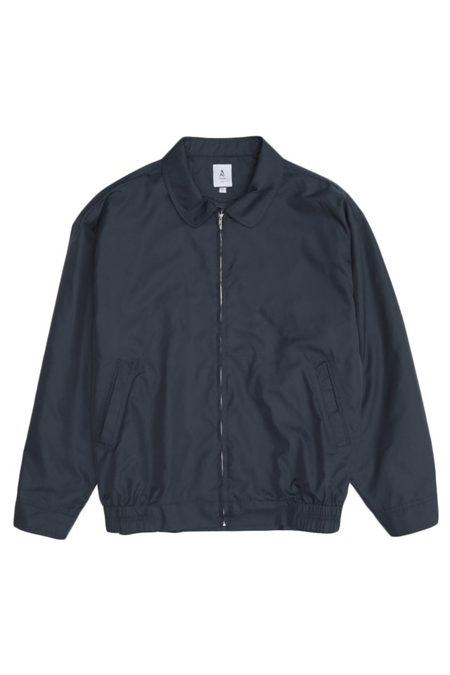 NOAH HARRINGTON JACKET IN NAVY