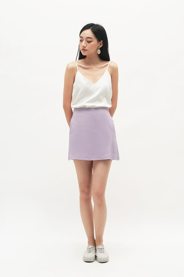 ACE GIRL SKORTS IN LILAC