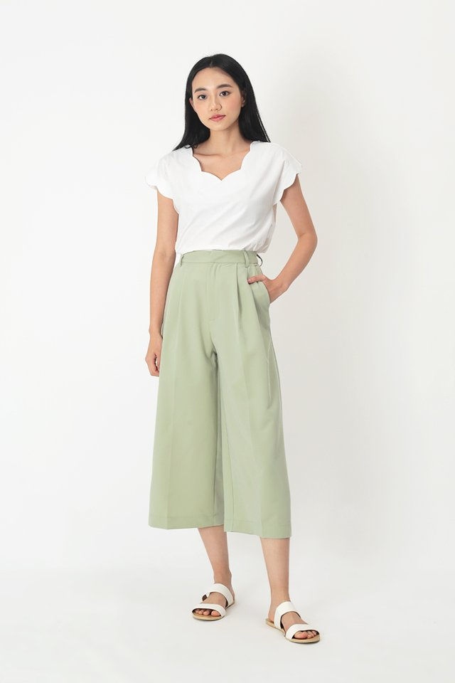 KEEP WALKING CULOTTES IN MELON