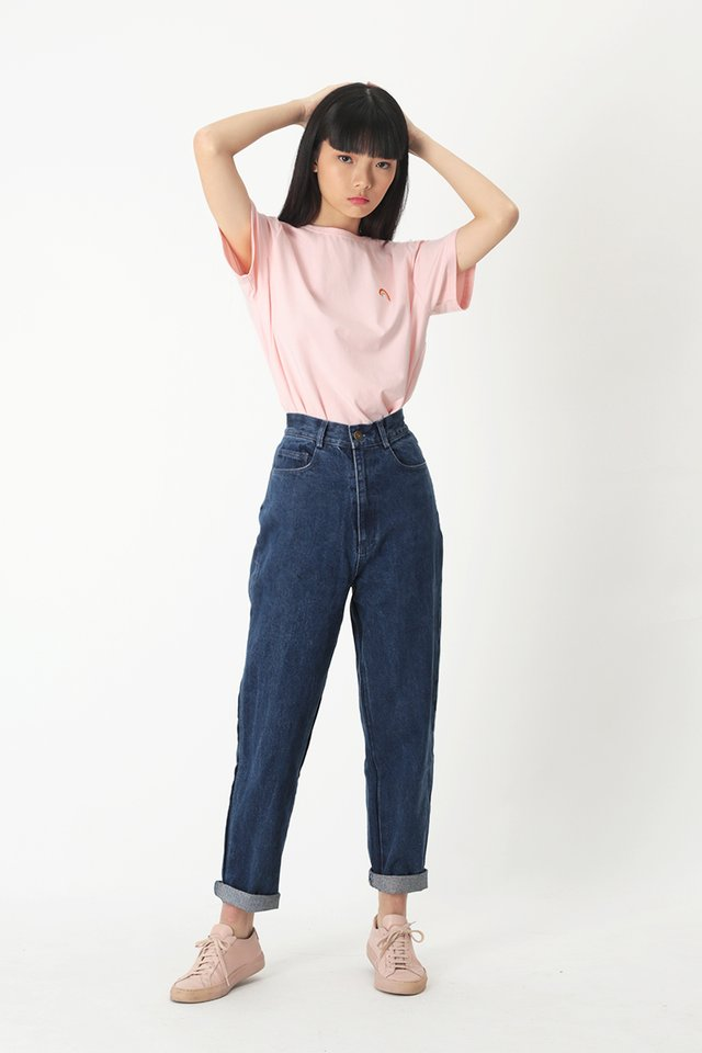 MILA DENIM JEANS IN DARK WASH