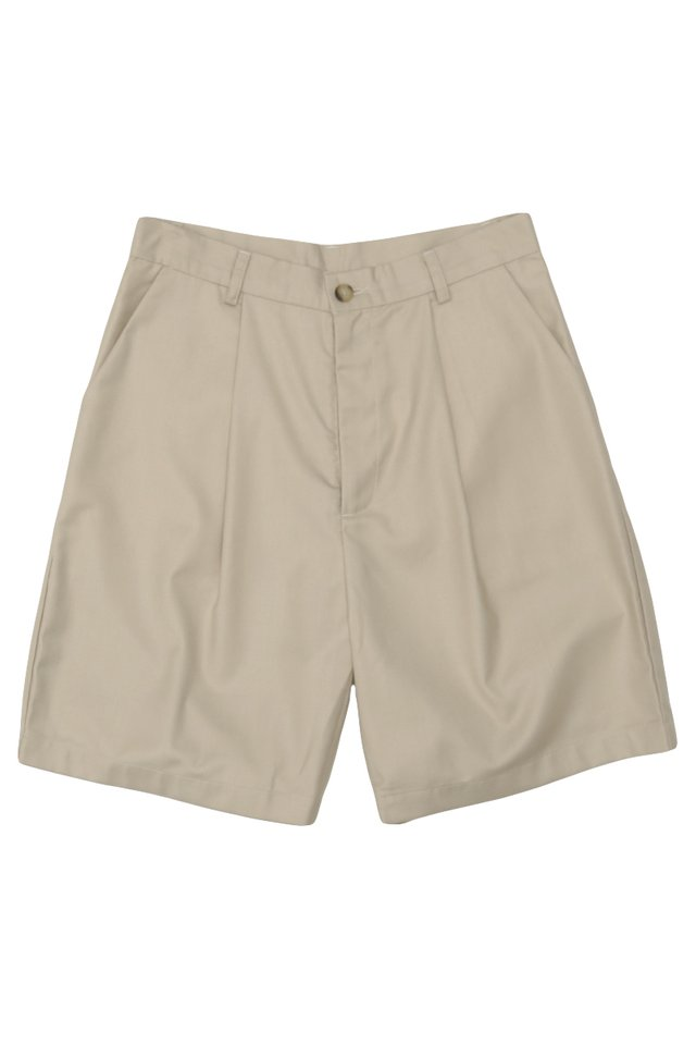 DECLAN DRAPE SHORTS IN SAND