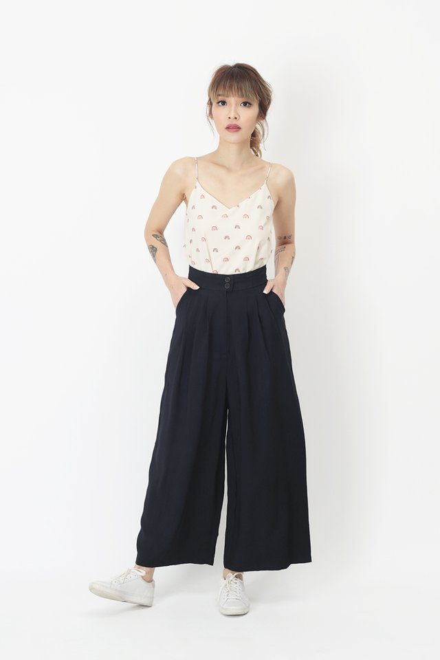 ESTELLE CULOTTES IN NAVY