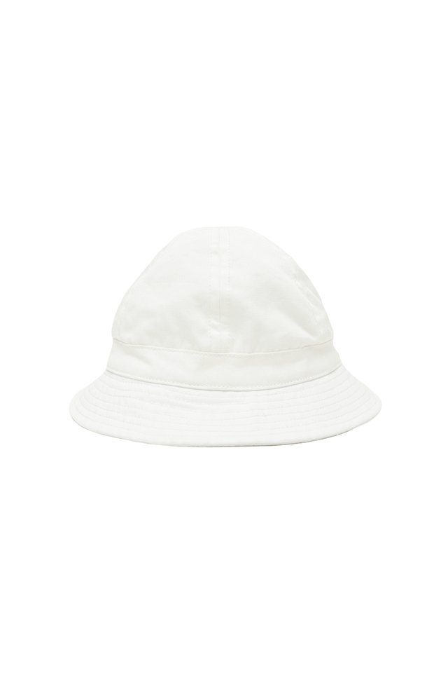 ARCADE MINI BUCKET HAT IN WHITE
