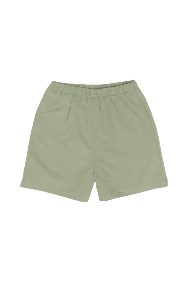EDDY NYLON SHORTS IN SAGE
